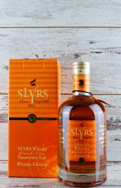 Slyrs Whisky Sauternes Finish 0,7L