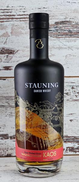 Stauning Danish Whisky KAOS Batch 2-2020