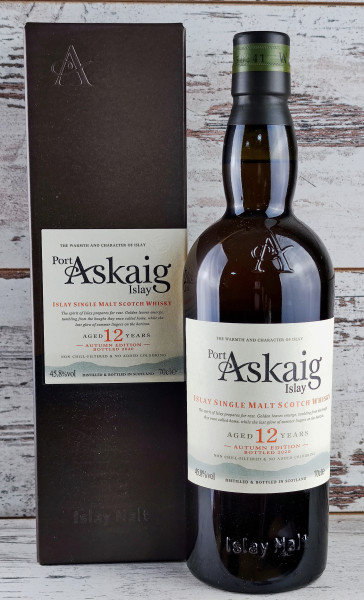 Port Askaig 12y Autumn Edition