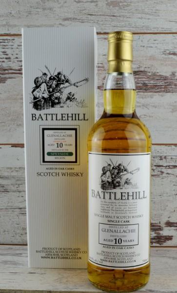 Glenallachie Sherry 2008/2019 10y Battlehill