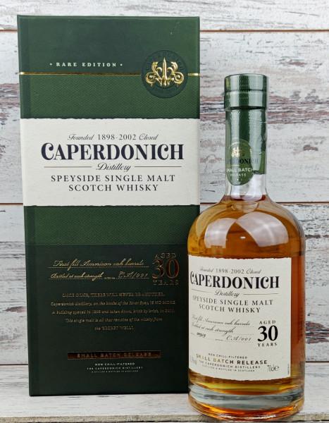 Caperdonich 30y Peated Batch CA/001