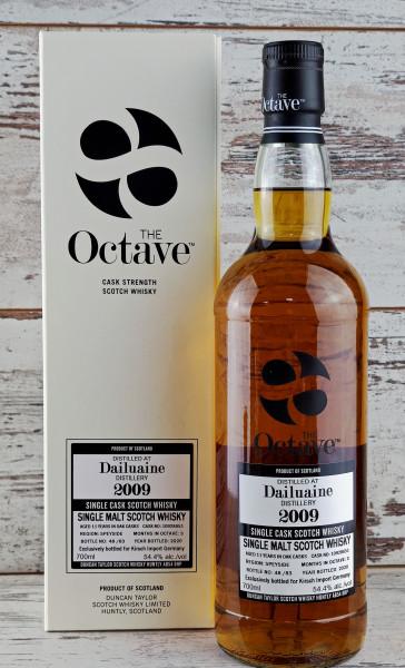 Dailuaine 2009/2020 The Octave Single Malt Scotch Whisky