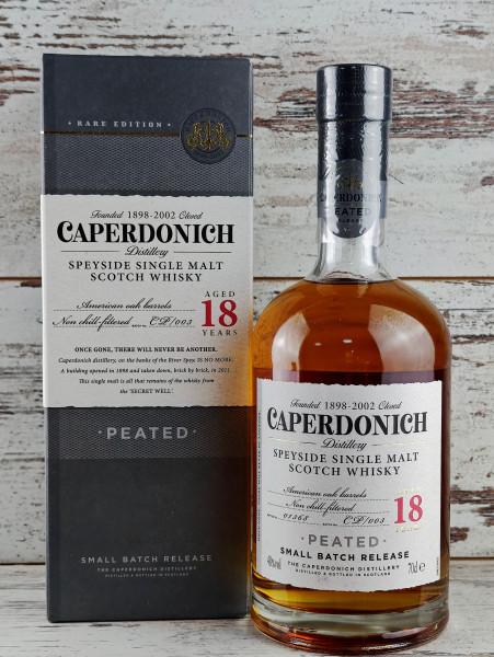 Caperdonich 18y Peated Batch CP/003