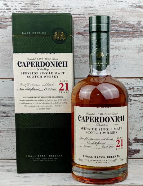 Caperdonich 21 y.o. CA/002