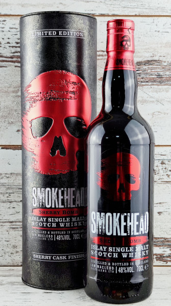 Smokehead Sherry Bomb Limited Edition 2020