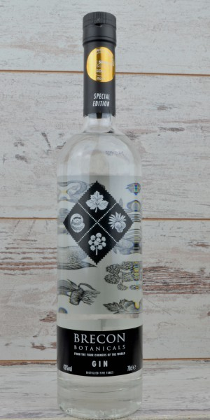 Brecon Botanicals Gin Special Edition
