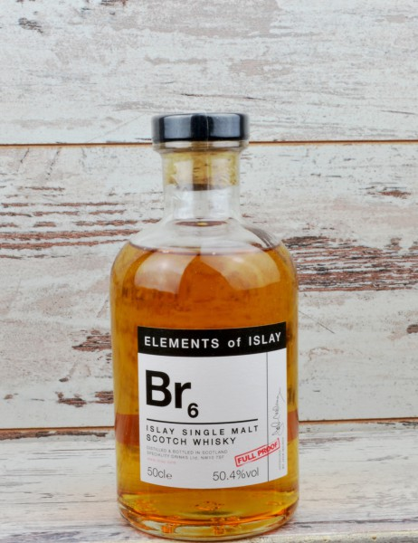 Elements of IslayBr6 / Bruichladdich