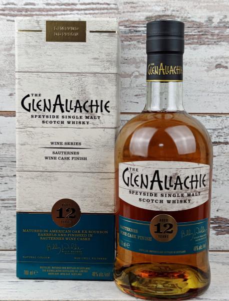 Glenallachie 12 Jahre Sauternes Wine Cask Finish