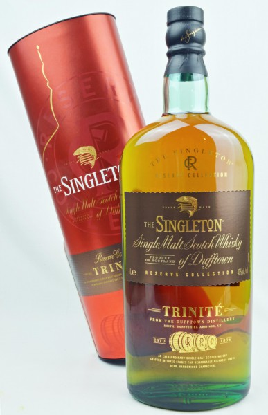 Singleton of Dufftown Trinité