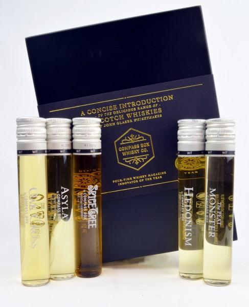 Compass Box Tasting Set - Geschenkset