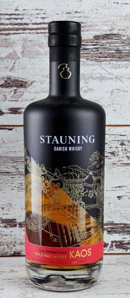 Stauning Danish Whisky KAOS Batch 1-2020